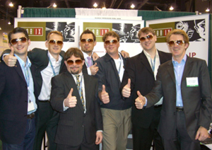 StreamGuys and Barix at NAB2007